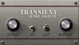 הפלאג-אין החינמי של השבועAudio Assault - Transient