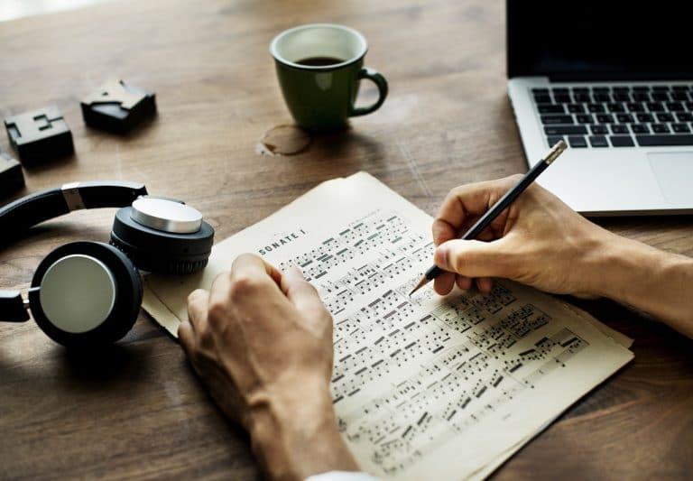 קורס כתיבה והלחנה