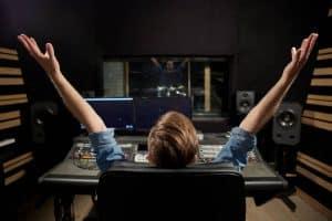 מקליט באולפן