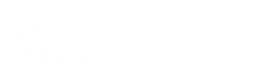 Ableton Logo white
