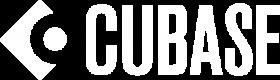 Cubase logo white
